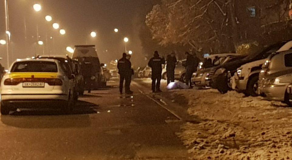 Мртов маж најден на паркинг во Ново Лисиче