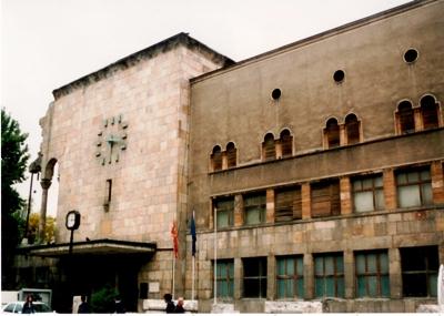 Трговски центар наместо Музеј на жртвите од скопскиот земјотрес