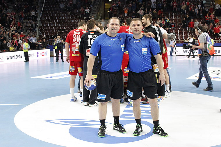 Ѓорѓи Начевски и Славе Николов ќе судат на СП на мечот Шведска – Египет