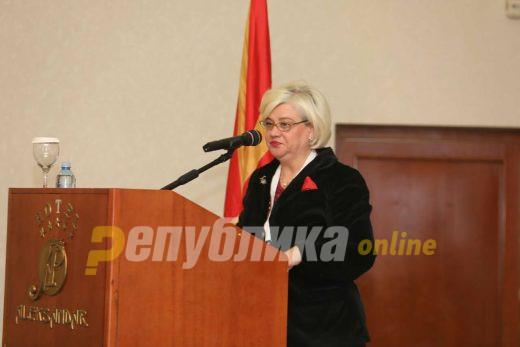 Проф. Котлар – Трајкова: Властодршците во Македонија не смееа да дозволат 4-ти мај да остане неодбележан