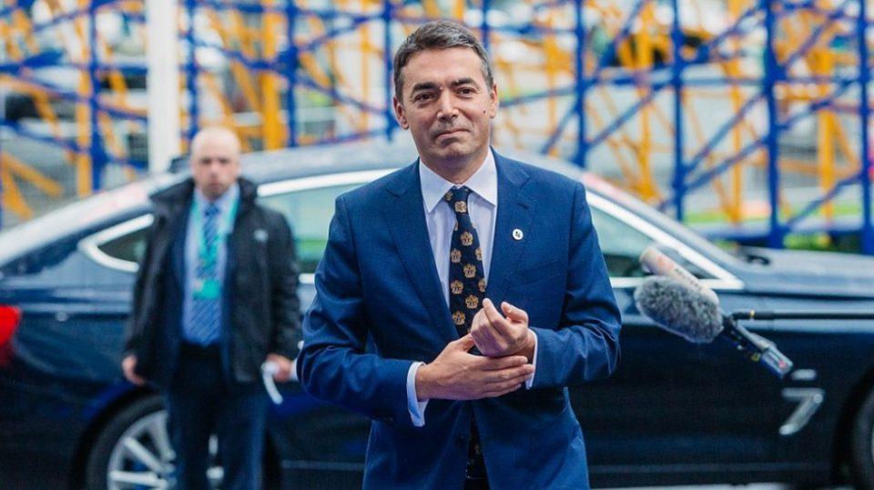Министерот Димитров во работна посета на Брисел