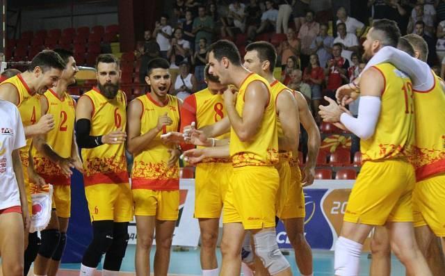 Одбојкарите испишаа историја: Македонија ќе игра на ЕП!