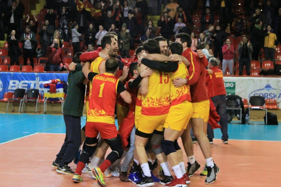 Македонија во група со европскиот првак