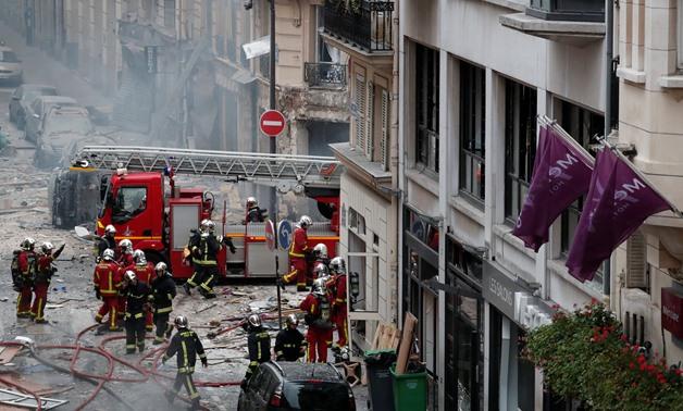 Најмалку 20 повредени во силна експлозија во Париз