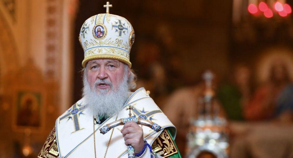 Патријарх Кирил: Антихристот ќе дојде поради паметните телефони
