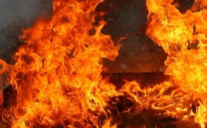 Пожар во затворот во Идризово