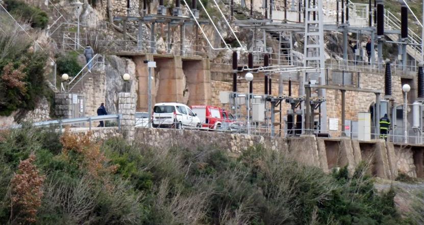 Драма во Дубровник: Експлозија и пожар во хидроелектрана