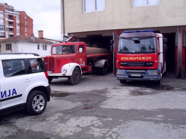 Пожарникар од Охрид повторно натепан од колегата заврши на хирургија, полицијата не реагира…
