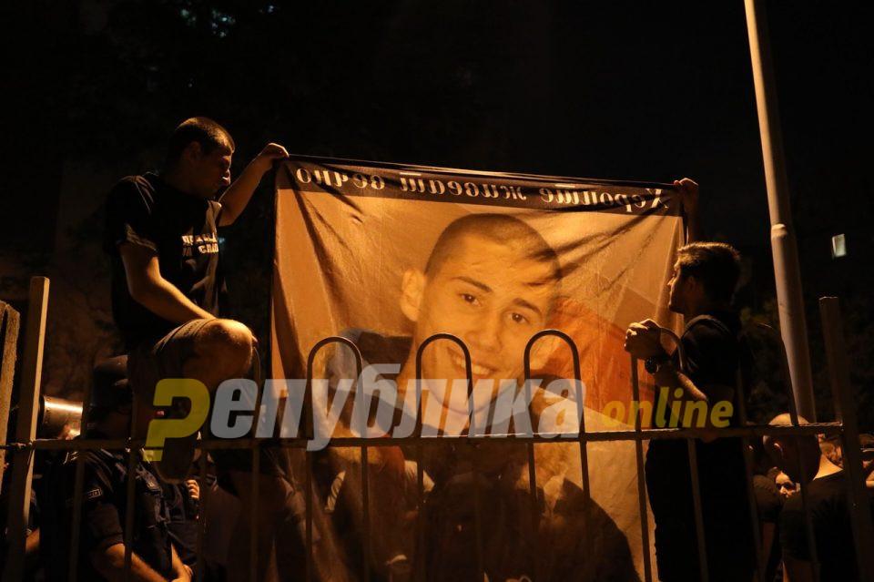 Продолжува судењето за убиството на Саздовски