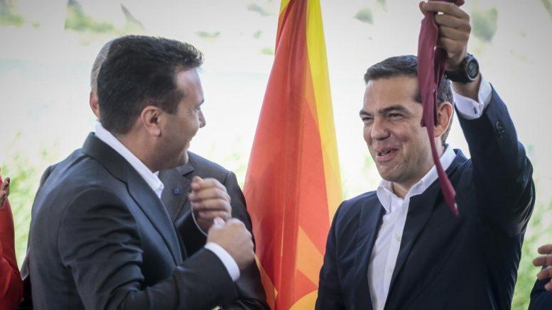 """""""Фајненшл тајмс"""": Преспанскиот договор е достигнување за прослава на Балканот"""