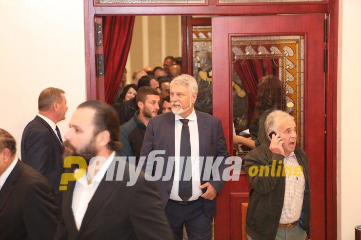 МВР: Јакимовски осомничен за бесправна легализација и откуп на земјиште