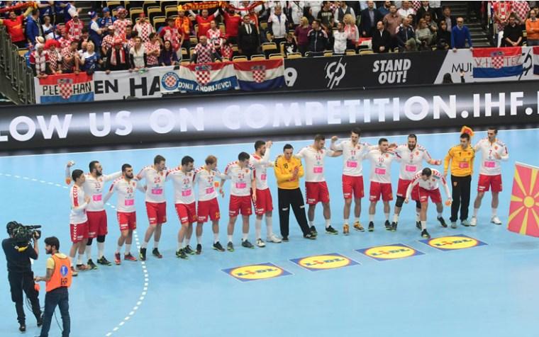 Македонија го освои 15 место на СП по победата над Чиле