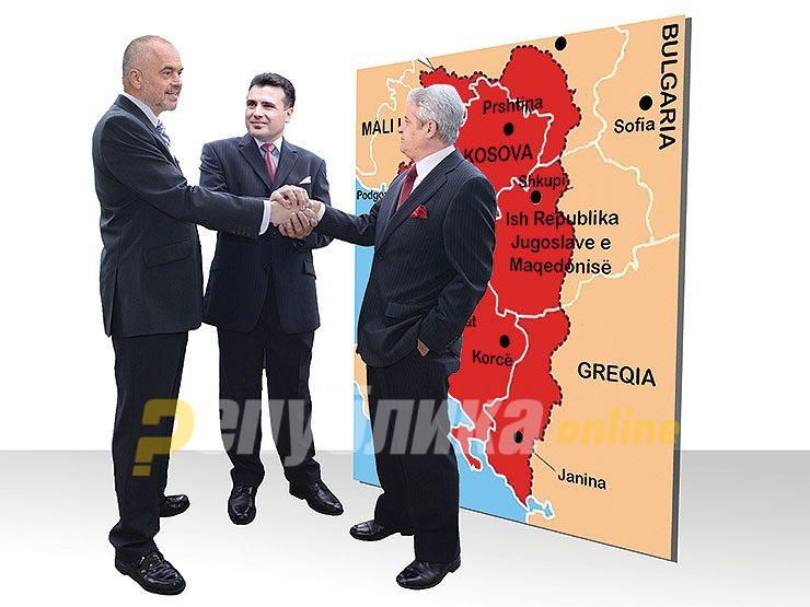 Заев со нови концесии кон Албанците, најавува нови уставни измени?