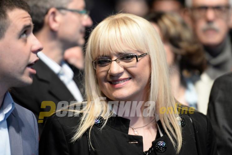 Дескоска за документите кај Ременски: Тоа прашање не е во надлежност на министерството за правда