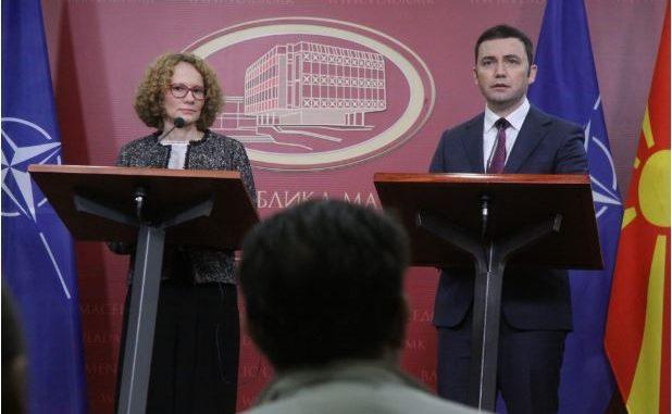 Шекеринска: Има многу аргументи во полза на иницијативата за предврменеи парламентарни избори