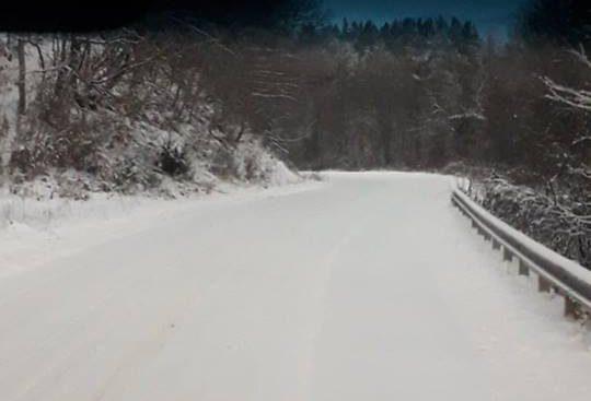Минус осум: Во Берово кочан студено