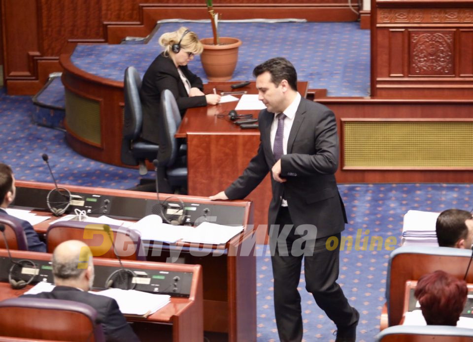 """Мицкоски: Русковска да истражи по сведочењето на Јовановски во """"Рекет"""""""