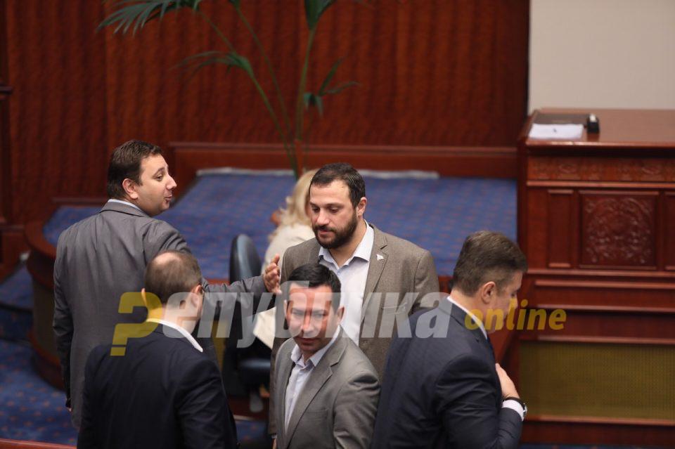 Очекувам оставка од Богоевски и прес на Бошњаковски, како што е ред!
