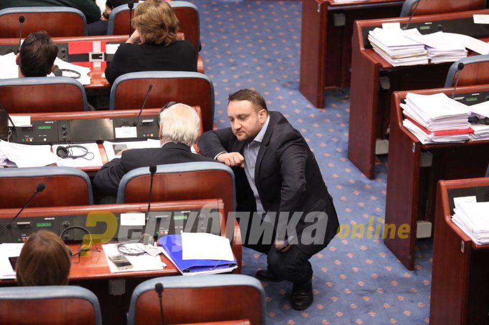"""Две години функција на Кирацовски му донесоа хациенда во центар и """"опел"""" од 50 илјади евра"""