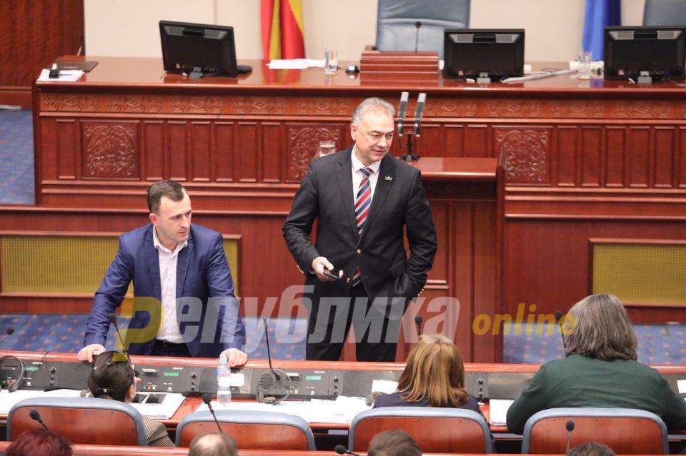 Мисовски: Груевски сите ве пушти низ вода