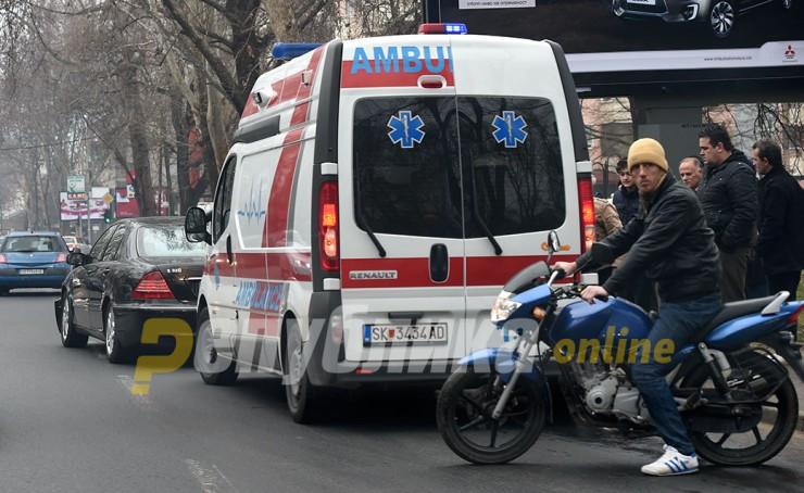 Маж загина откако со точакот удрил во бетонска ограда