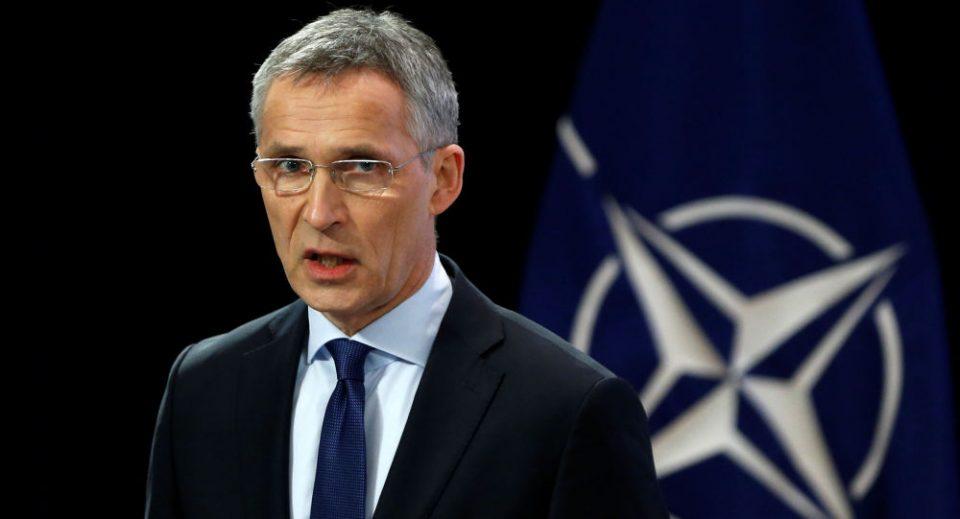 Столтенберг: Внатре во НАТО има несогласувања