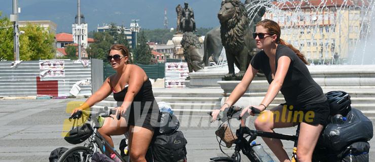 Намален бројот на туристи и ноќевања