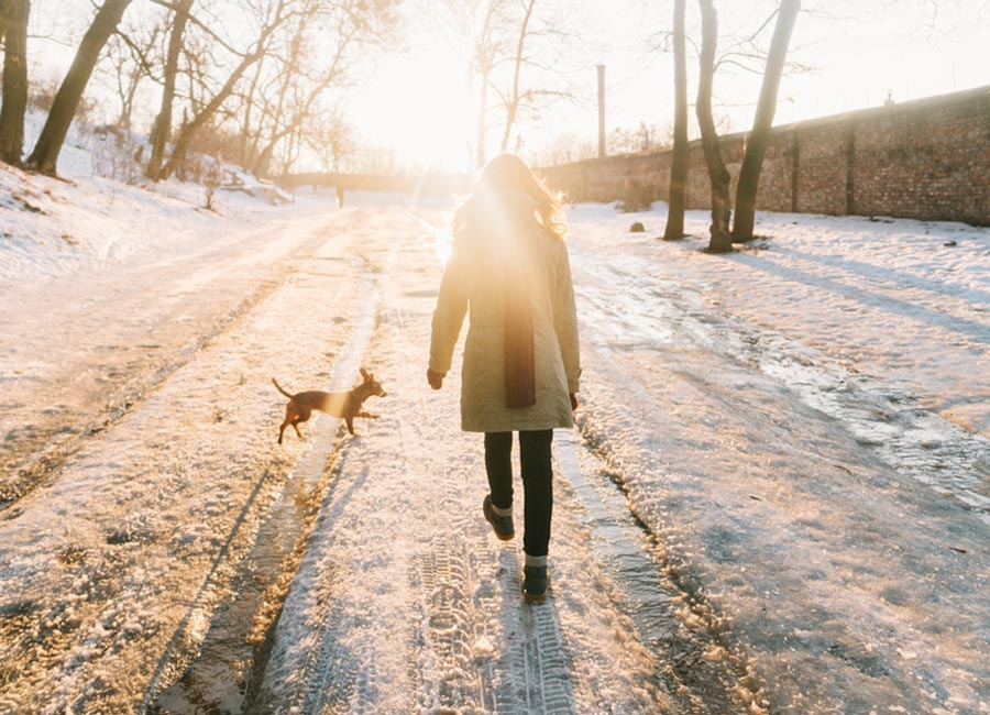 Проверете дали страдате од зимска депресија