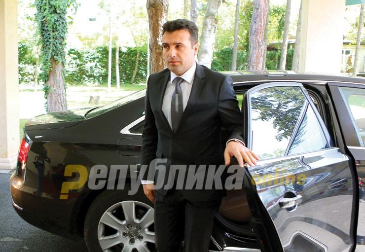 """Во Македонија сета власт е на """"Илинденска"""", а внатре во """"Илинденска"""" сета власт е олицетворена во една личност"""