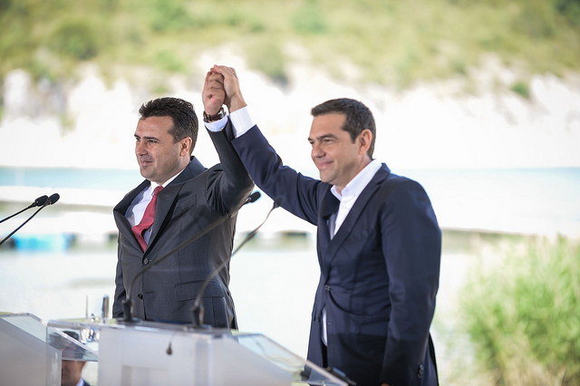 ПОСЛЕДНА ВЕСТ: Заев и Ципрас номинирани за Оскар