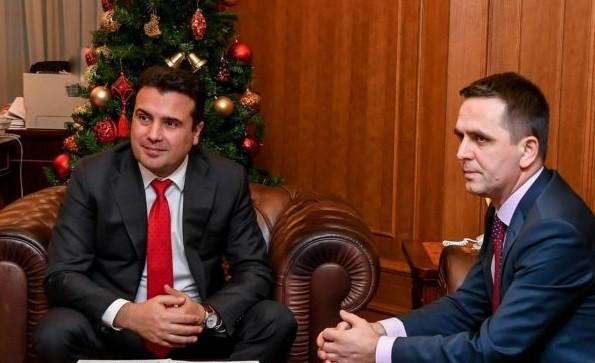 СДСМ на избори со помош на албански гласови – Заев и Касами ја договорија првата македонско-албанска предизборна коалиција
