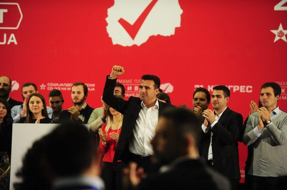 Заев го излажа својот народ: Нема менување на Уставот…