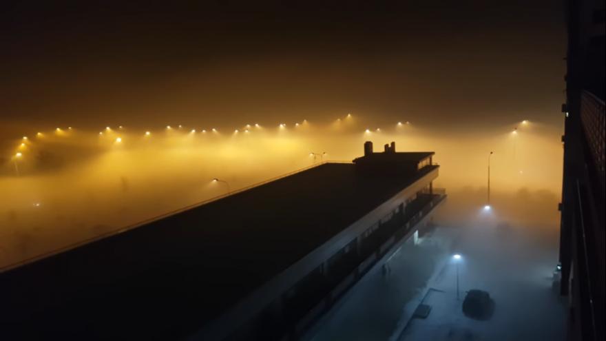 Хорор-филм во Ново Лисиче