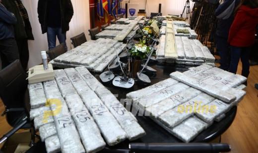 Заев и мафијата од Македонија направија Кокаинска Македонија