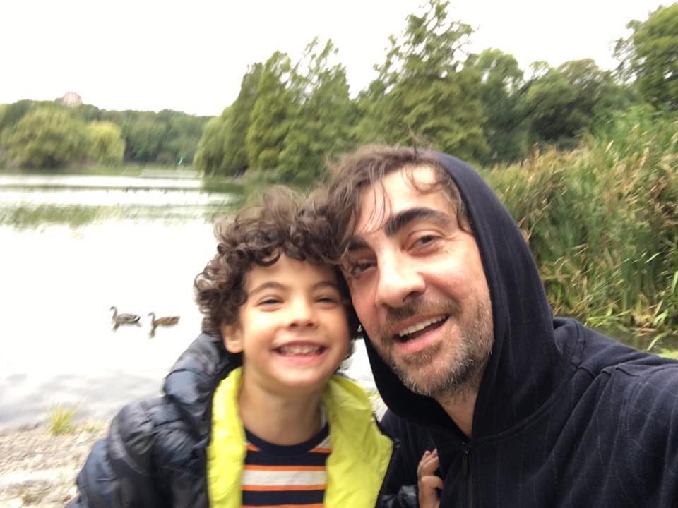 Каков татко, таков син, Тео по стапките на Дуке Бојаџиев