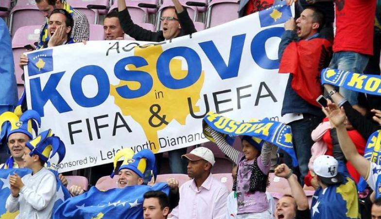 Шпанија одби да го истакне знамето и да ја пушти химната на Косово, реагираше УЕФА