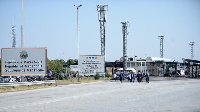 Скопјанец баран за издржување казна затвор уапсен вчера на Табановце