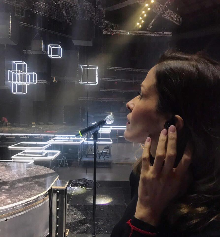 Концертот на Каролина Гочева наместо утре ќе се одржи во недела