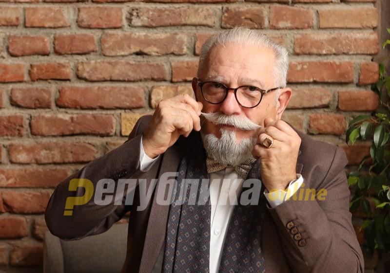 """Веќе не изгледа како """"КФЦ"""": Жељко Самарџиќ повторно го смени имиџот"""