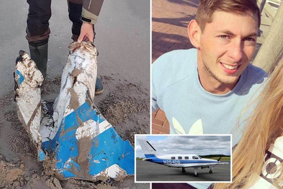 Подигањето на остатоците од авионот со кој леташе Сала ќе се изврши во наредните два дена