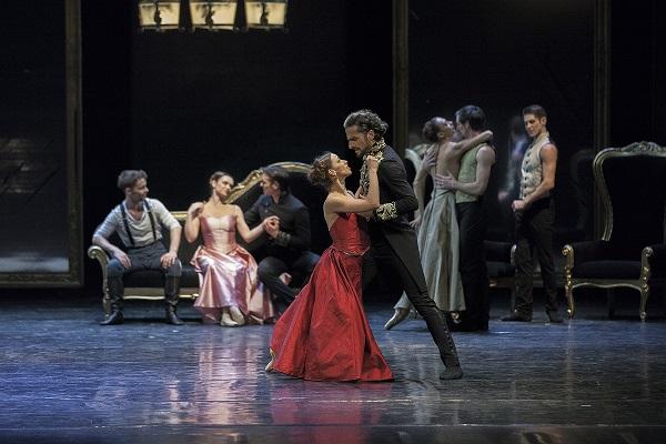 """Балетот """"Ана Каренина"""" в петок на сцената на МОБ"""