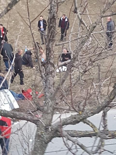 Тројца од повредените се вработени во ЕВН