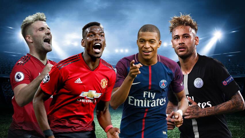 ПСЖ му гостува на Манчестер Јунајтед, вечерва започнува нокаут фазата во Лигата на Шампионите