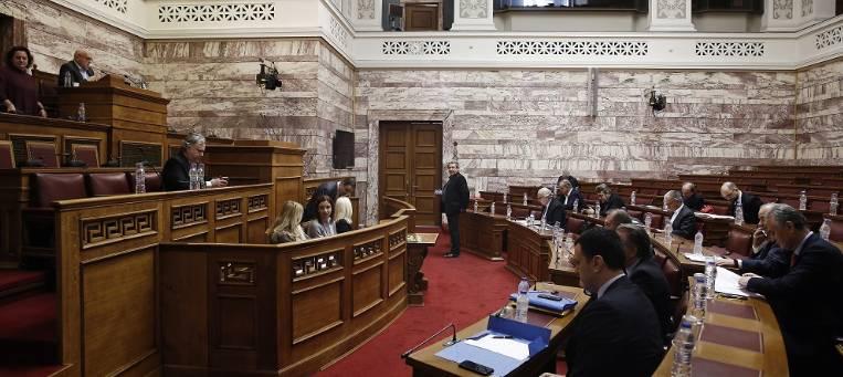 Одбиени барањата на Златна зора и Независни Грци за противуставност на нацрт законот за ратификација на Протоколот за НАТО