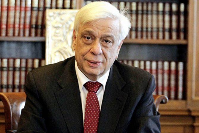 Грчкиот претседател и се закани на Албанија