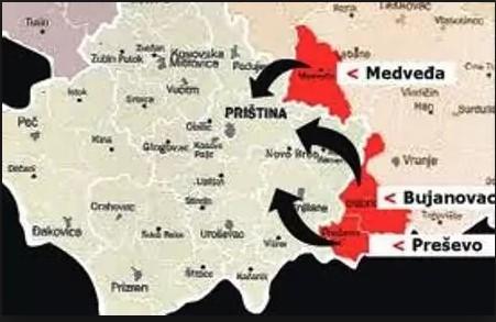 Тачи: Логично е Прешево, Медвеѓа и Бујановац да му припаднат на Косово