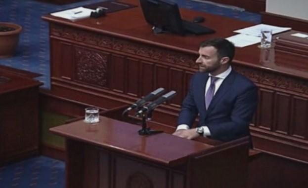 Димовски: Што ќе стави Џафери на гласање кога Комисијата нема став за имунитетот на Вељаноски