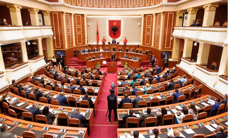 Албанскиот Парламент го ратификуваше пристапниот Протокол за членство на Северна Македонија во НАТО