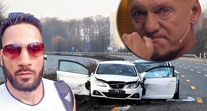 Возачот кој удри во возилото на Шабан не се сеќавал на ништо