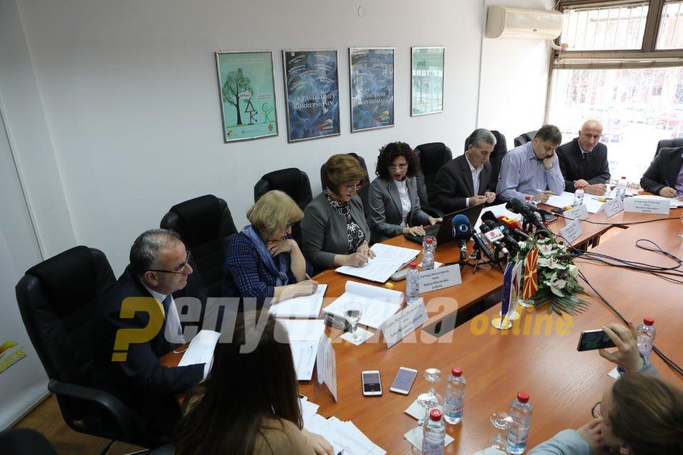 Црвенковски и Иванов под лупа на Антикорупциска, ќе се чешла канцеларискиот простор